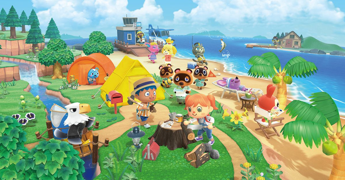 Animal Crossing: New Horizons guides and walkthroughs