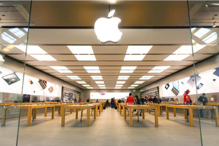 Apple Fined Record $1.2 Billion by French Antitrust Regulator