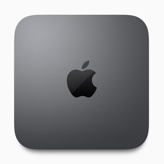 Apple Mac Mini updated with double the storage