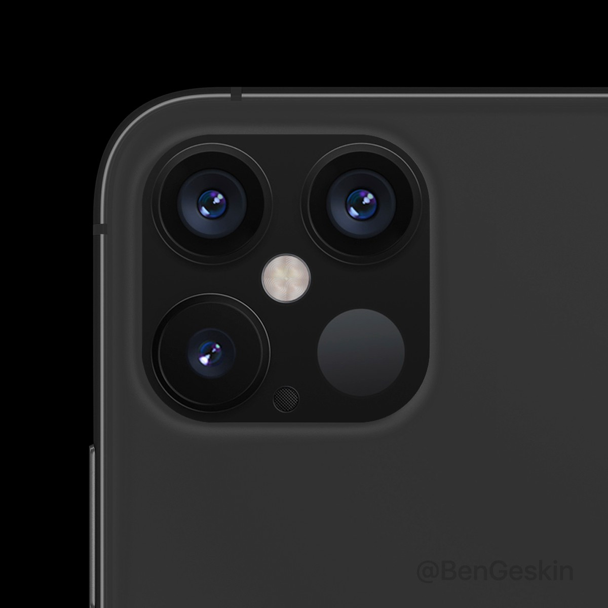 Apple iPhone 12 Pro and 12 Pro Max may also include a ToF sensor