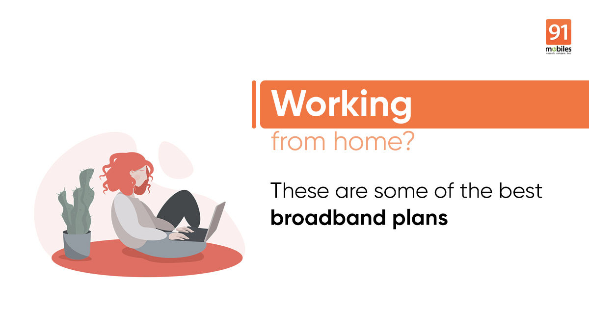 Best broadband plans from Jio Fiber, Airtel, Hathway, ACT, Tata Sky, and more