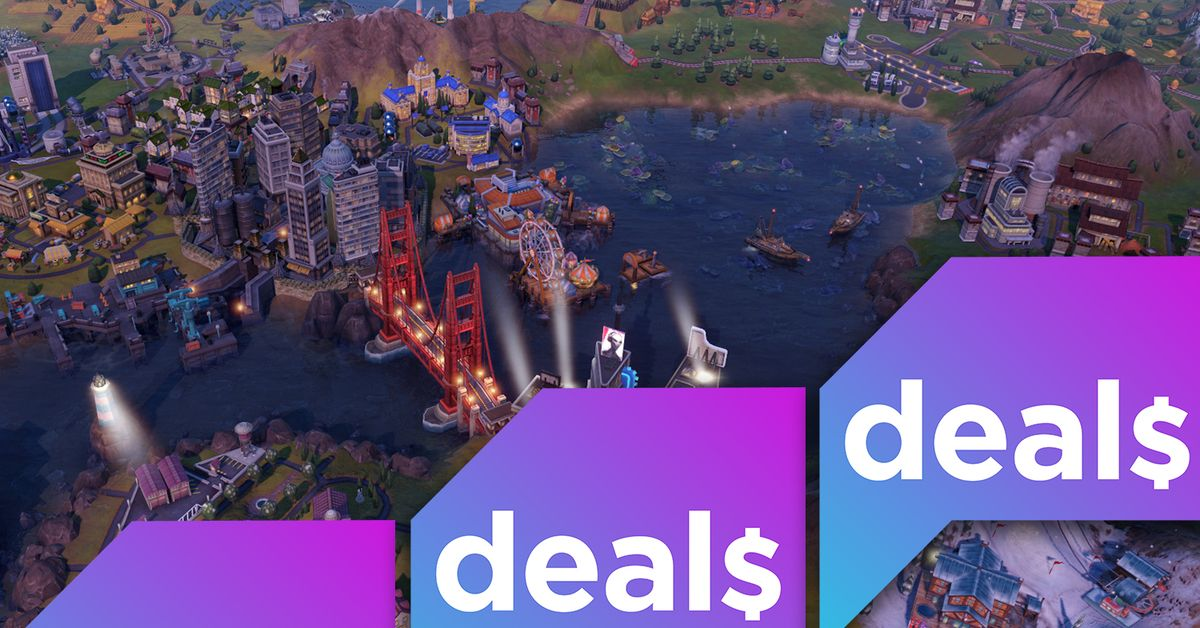 Best gaming deals: 4K TVs, Nintendo Switch controllers and games