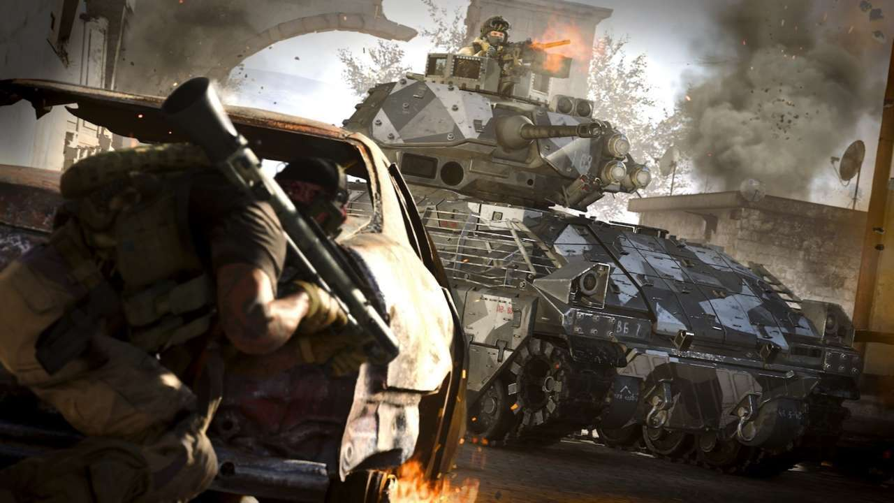 Call of Duty: Modern Warfare Adds A Free New Map This Week