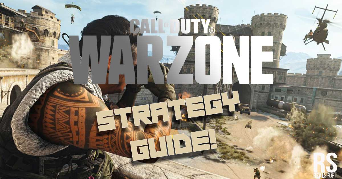 call of duty warzone strategy guide
