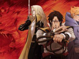 Castlevania's Netflix anime is on for season 4