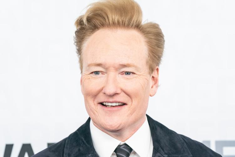 Conan O'Brien Will Be Filming His
