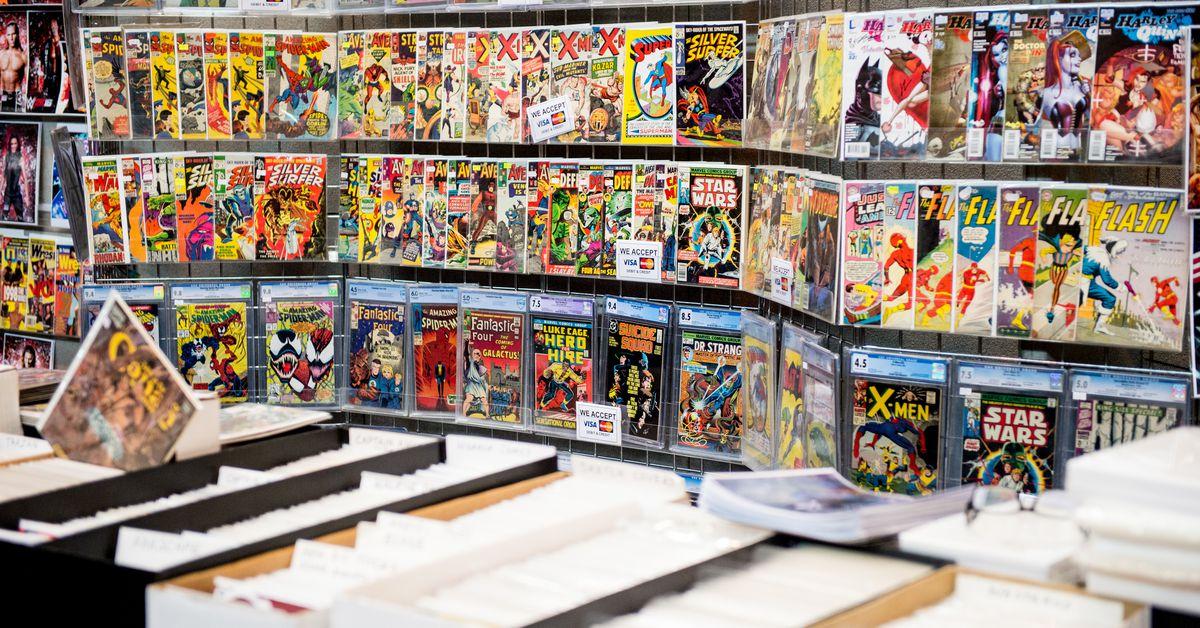 Diamond, the largest US comics distributor, stops shipping over coronavirus