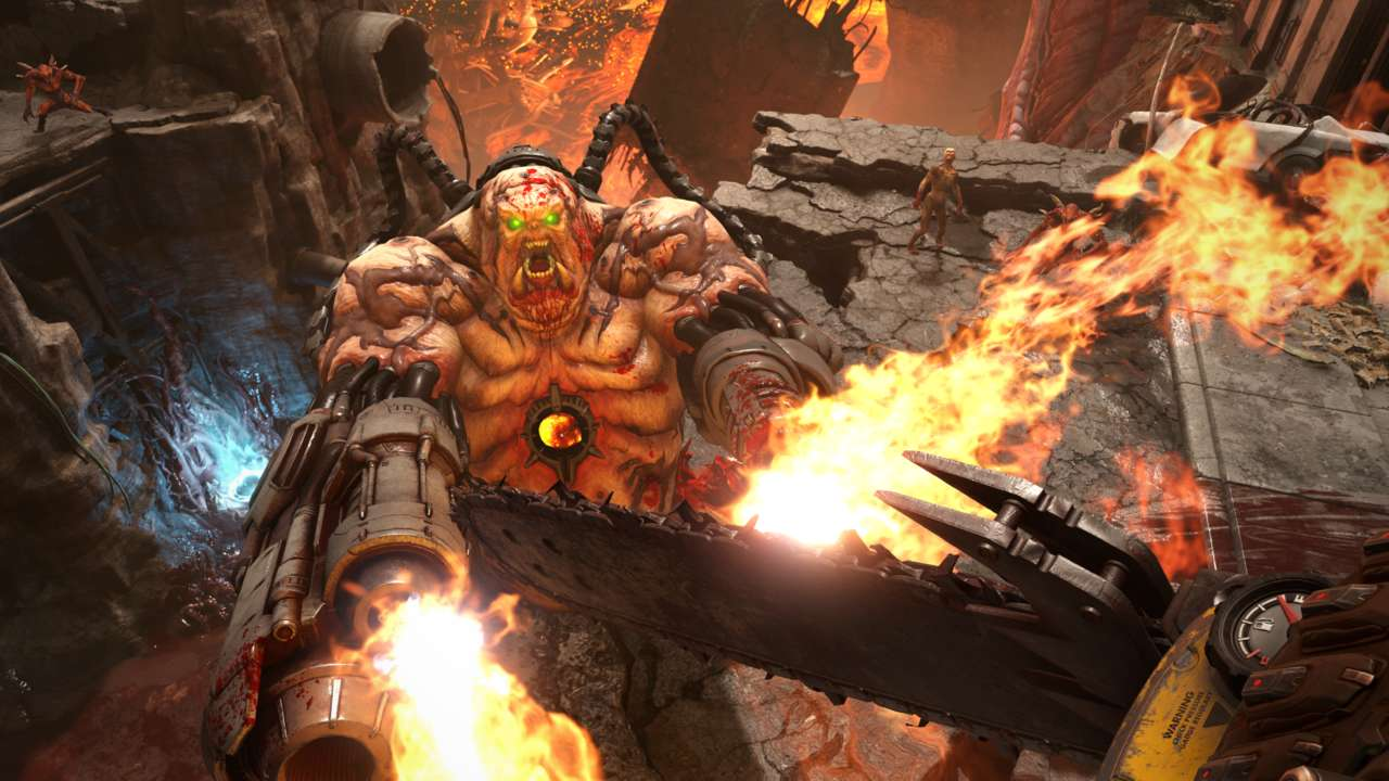 Doom Eternal: How Long Does It Take To Beat?