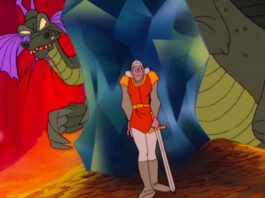 Dragon's Lair movie coming to Netflix, with Ryan Reynolds starring