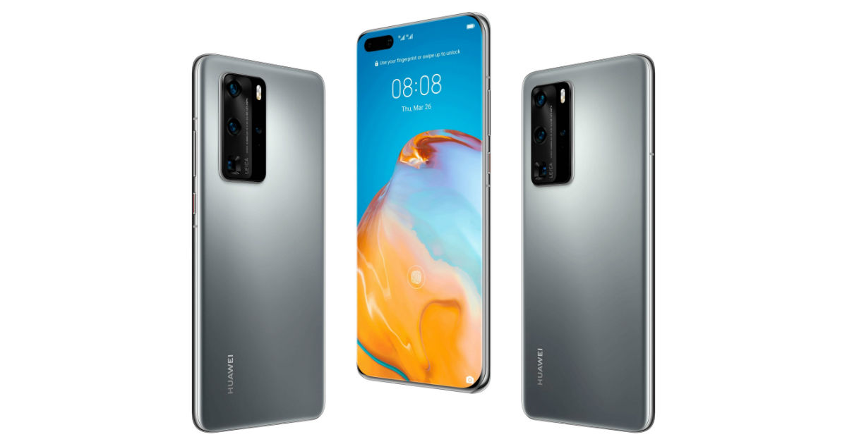 [Exclusive] Huawei P40 and P40 Pro full specifications revealed ahead of March 26th launch