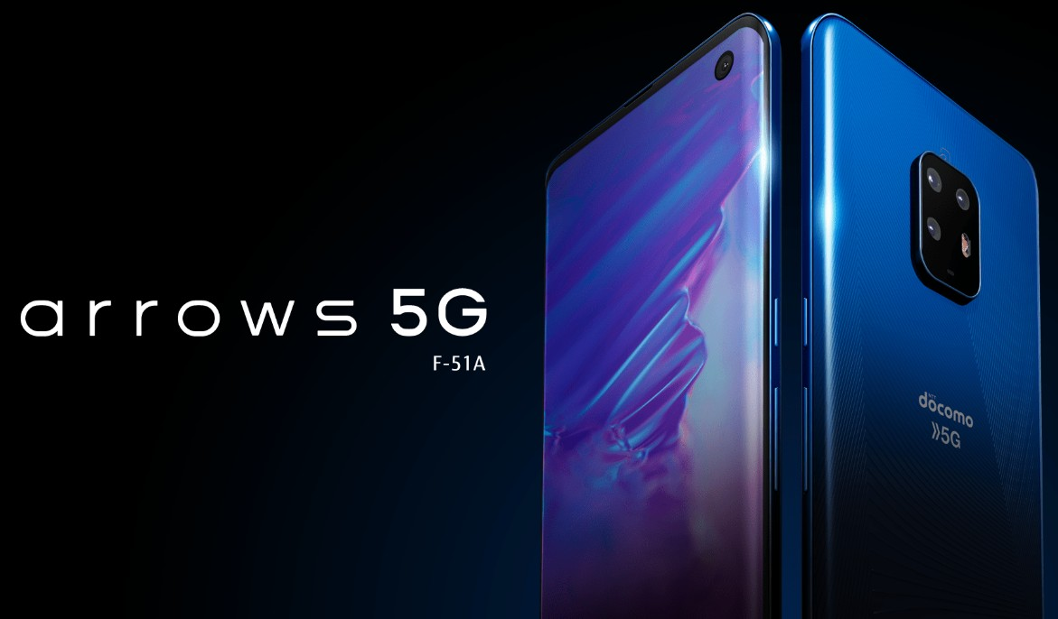 Fujitsu arrows 5G with Snapdragon 865 SoC, triple cameras to release in June 2020