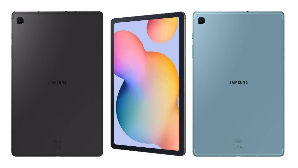 Galaxy Tab S6 Lite images and complete set of specifications leaked