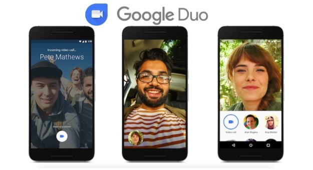 Google Duo group video calling extended to 12 people at once
