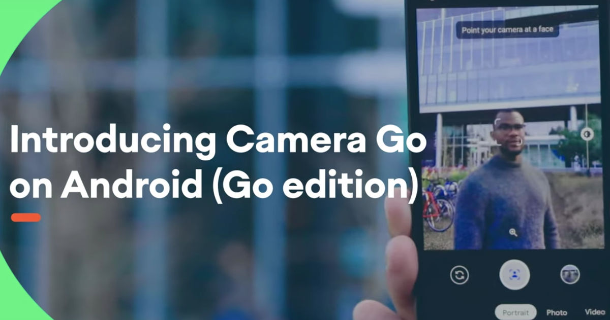 Google launches Camera Go app for Android Go devices, Nokia 1.3 first to get it