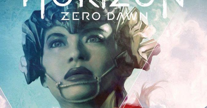 Horizon Zero Dawn comic book coming this July