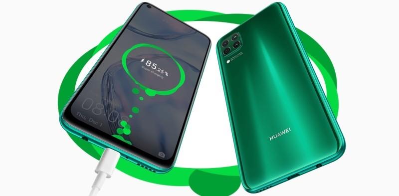 Huawei Nova 7 SE specs leak: Kirin 820 with 5G, 64MP cameras