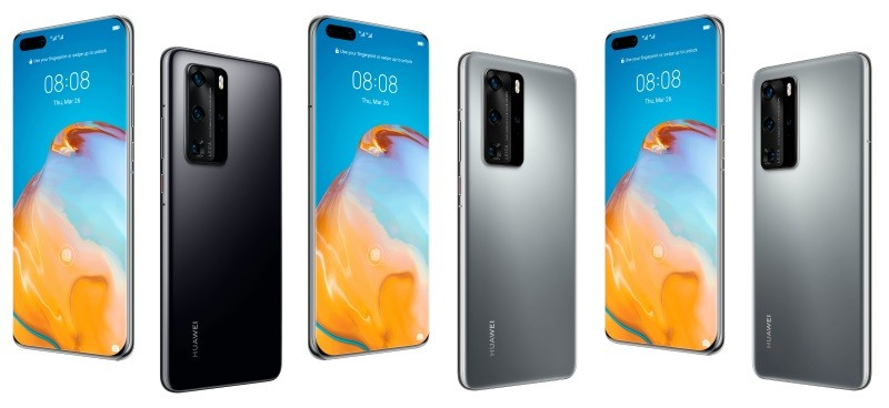 Huawei P40, Pro 40 Pro specs and camera samples leaked