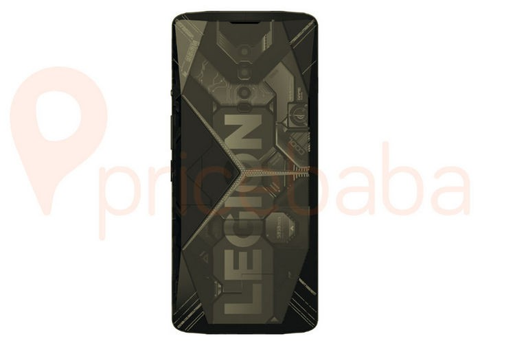 Lenovo Legion Gaming Phone Renders Leaked Online
