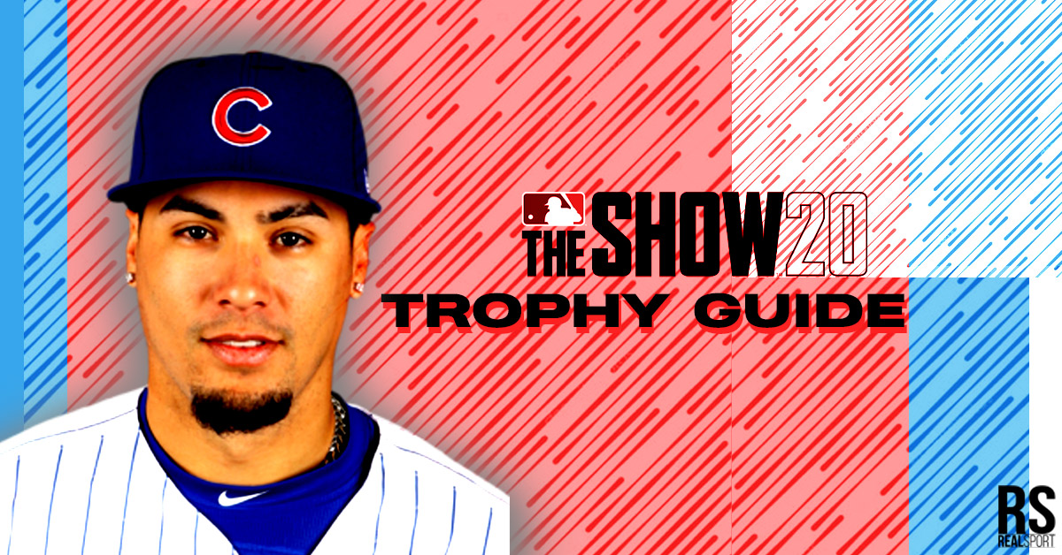 mlb the show 20 trophy guide