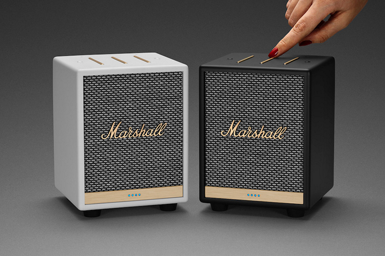 'Marshall Uxbridge Voice' Bluetooth Speaker With Built-in Alexa Launched for $199