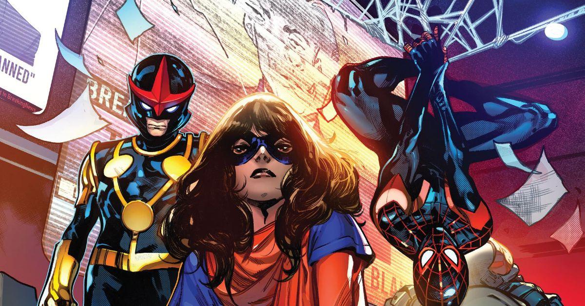 Marvel Comics' Outlawed #1 is like Civil War for the OK boomer era
