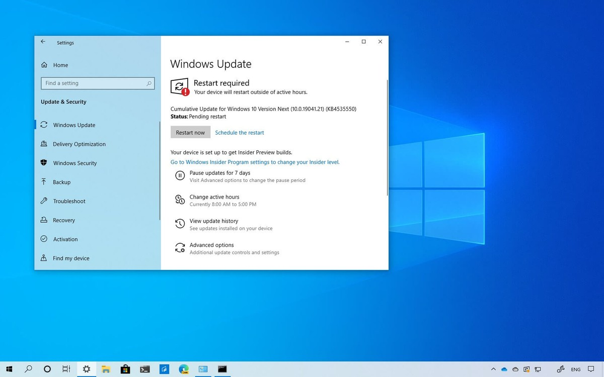 Microsoft to pause non-essential Windows 10 updates starting May 22