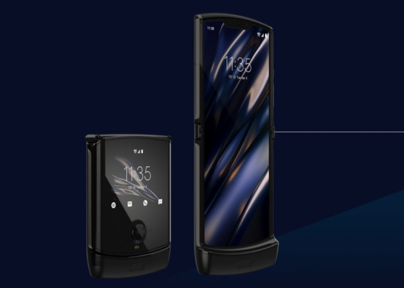Motorola Razr (2019) foldable phone with Snapdragon 710 SoC launched for Rs. 1,24,999 in India