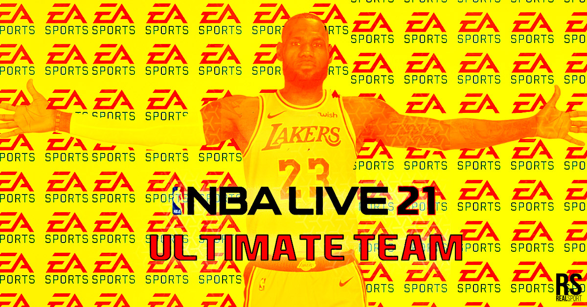 nba live 21 ultimate team 1