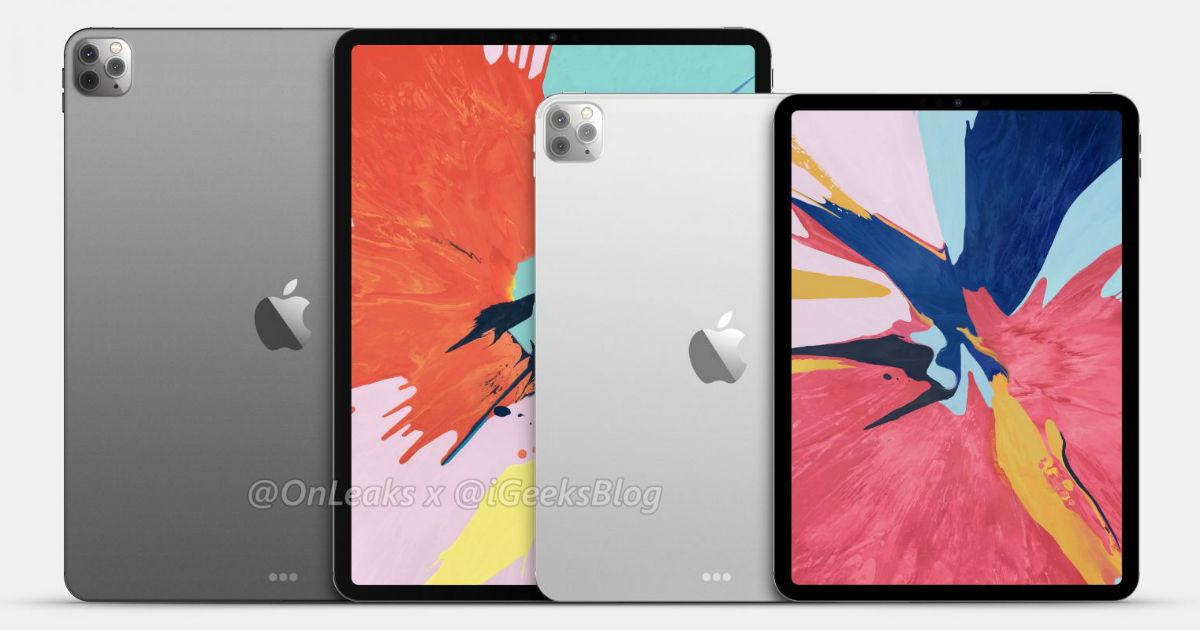 New Apple iPad spotted in EEC filing, rumours suggest it is the iPad Pro 2020