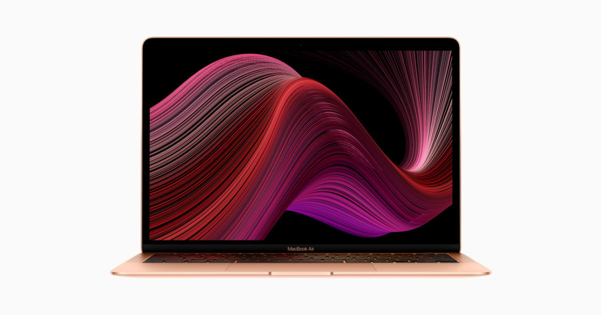 New MacBook Air launched with 2x storage, improved keyboard: price in India, specifications