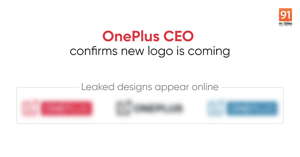 New OnePlus logo leaks online, could go official on March 18th