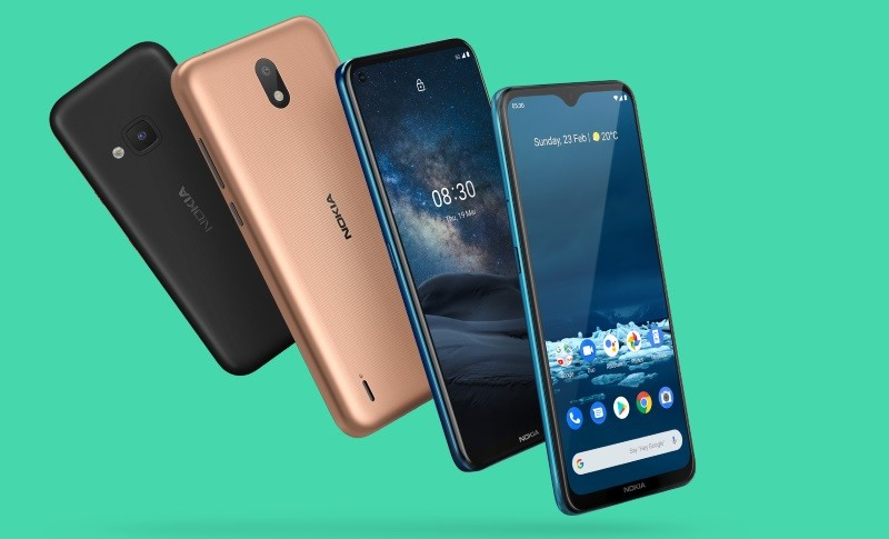 Nokia 8.3 5G, Nokia 5.3, Nokia 1.3, Nokia 5310 phones unveiled