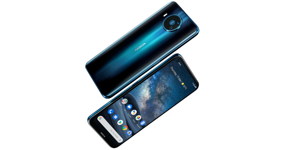 Nokia 8.3 5G launched with Snapdragon 765 SoC, 64MP PureView quad cameras: price, specifications