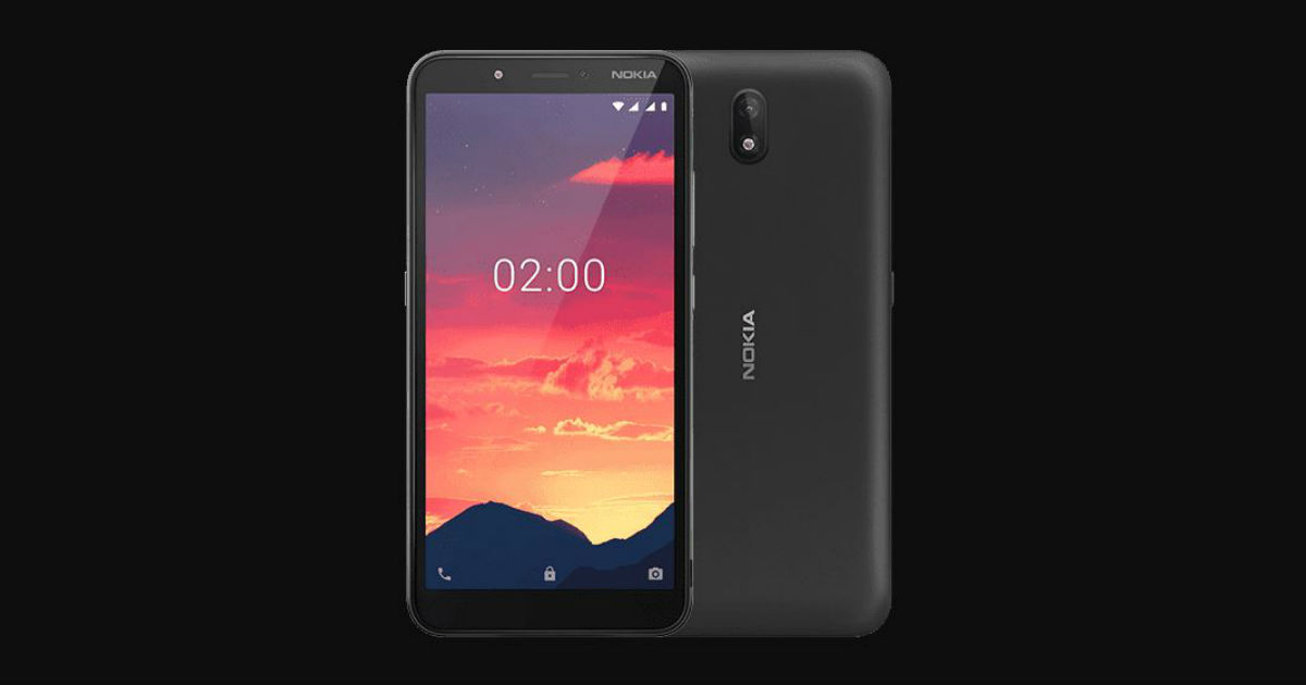 Nokia C2 budget smartphone launched with Android Go, 5.7-inch display