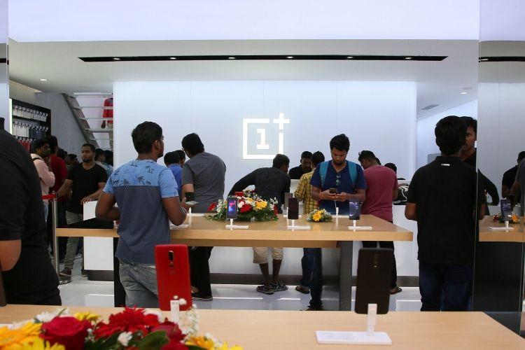OnePlus Shutters Stores, Puts Orders on Hold Amidst India Coronavirus Lockdown