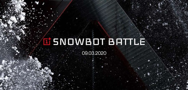 "OnePlus ""surprise"" is actually a Humans vs 5G-powered Snowbots showdown"
