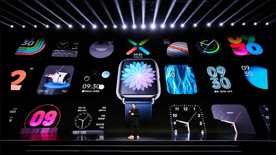 Oppo Watch with ECG, eSIM support, VOOC fast-charging goes official