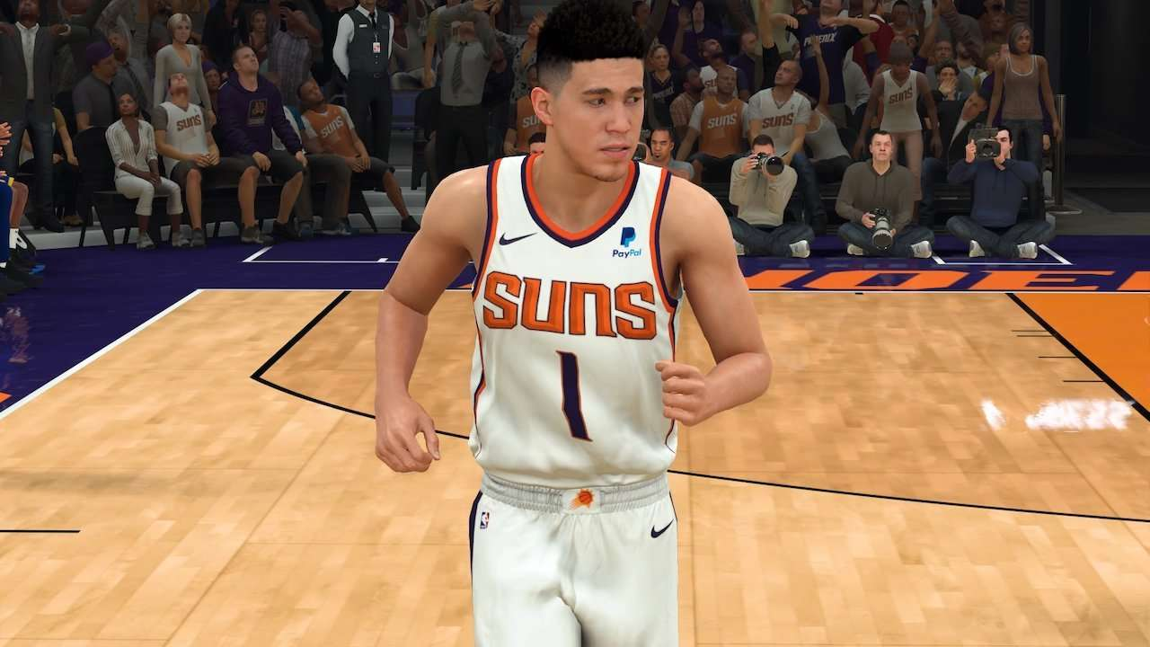 Phoenix Suns Will Play The Remainder Of Its Season In NBA 2K20 On Twitch