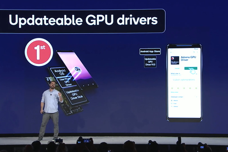 Qualcomm Reveals the First Few Phones to Get GPU Driver Updates