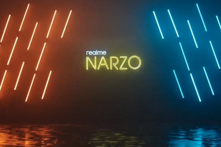 Realme Teases Realme Narzo in India
