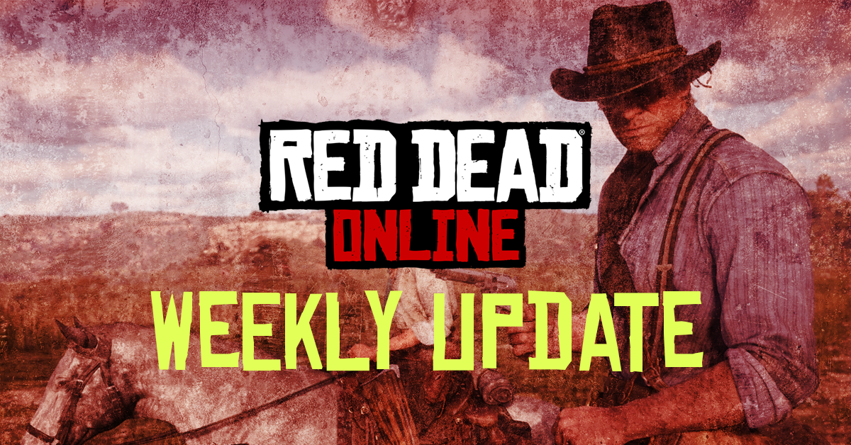 red dead online march 17 weekly update
