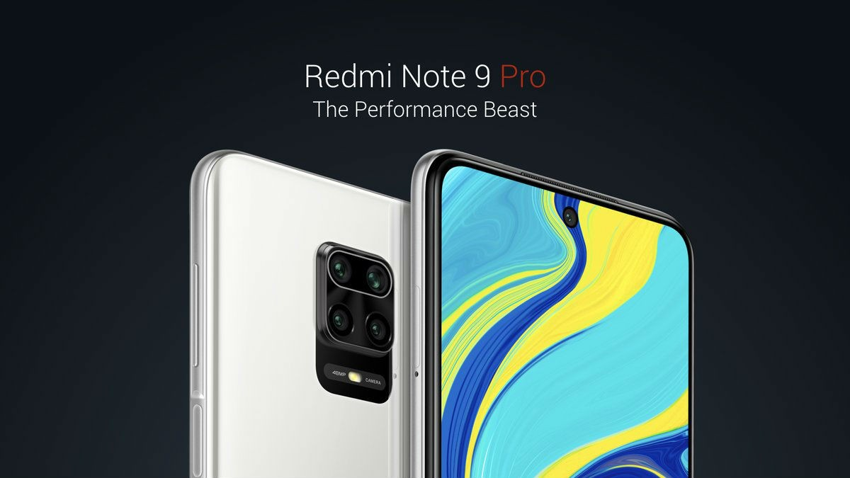 Redmi Note 9 Pro and 9 Pro Max with quad cameras, Snapdragon 720G now official