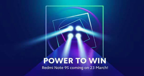 Redmi Note 9S launch: how to watch live stream and everything you can expect