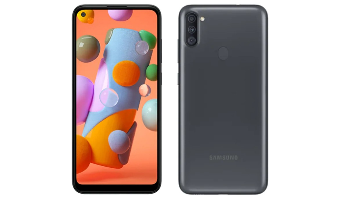 Samsung Galaxy A11 with triple cameras, punch-hole display, 15W charging launched