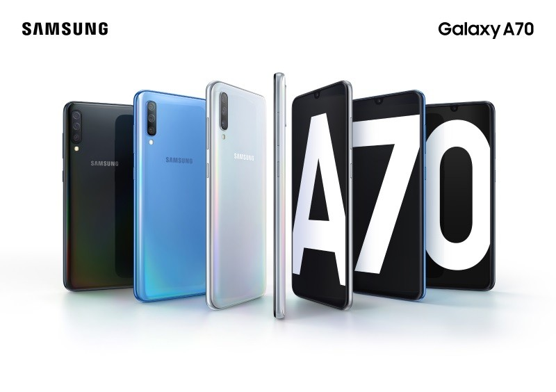 Samsung Galaxy A70 receiving One UI 2.0 Android 10 | UPD: Galaxy A70s