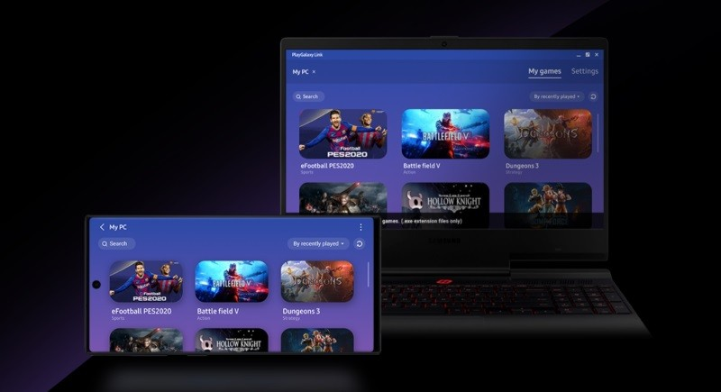 Samsung shutting down PlayGalaxy Link game streaming service