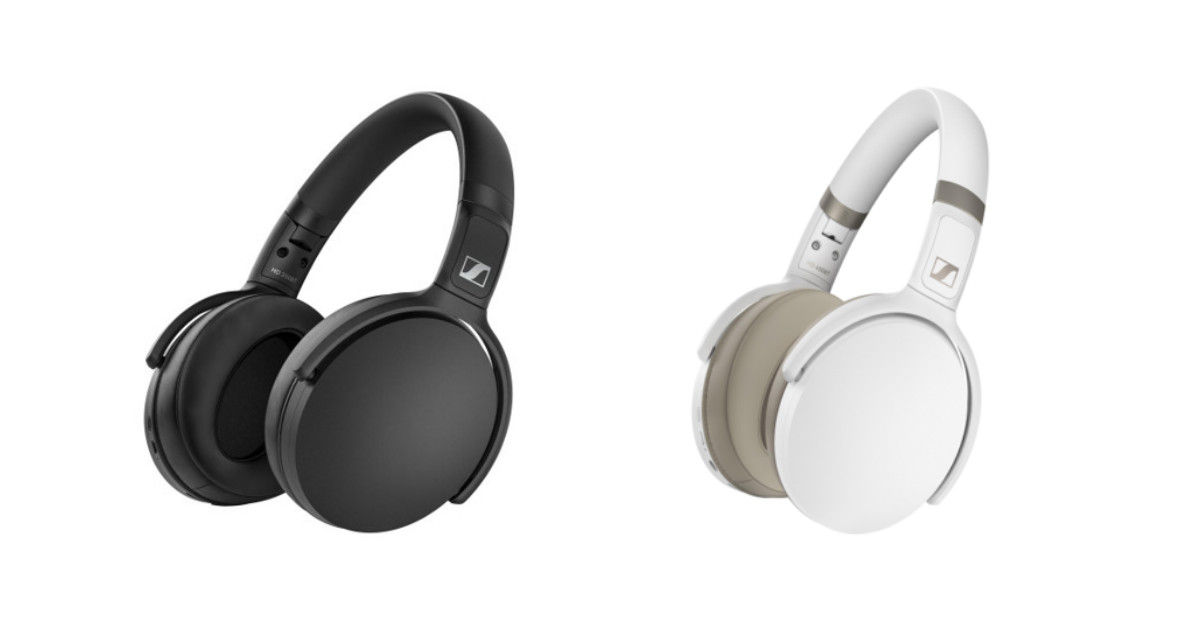 Sennheiser HD450BT, HD350BT headphones launched with prices starting at Rs 7,490