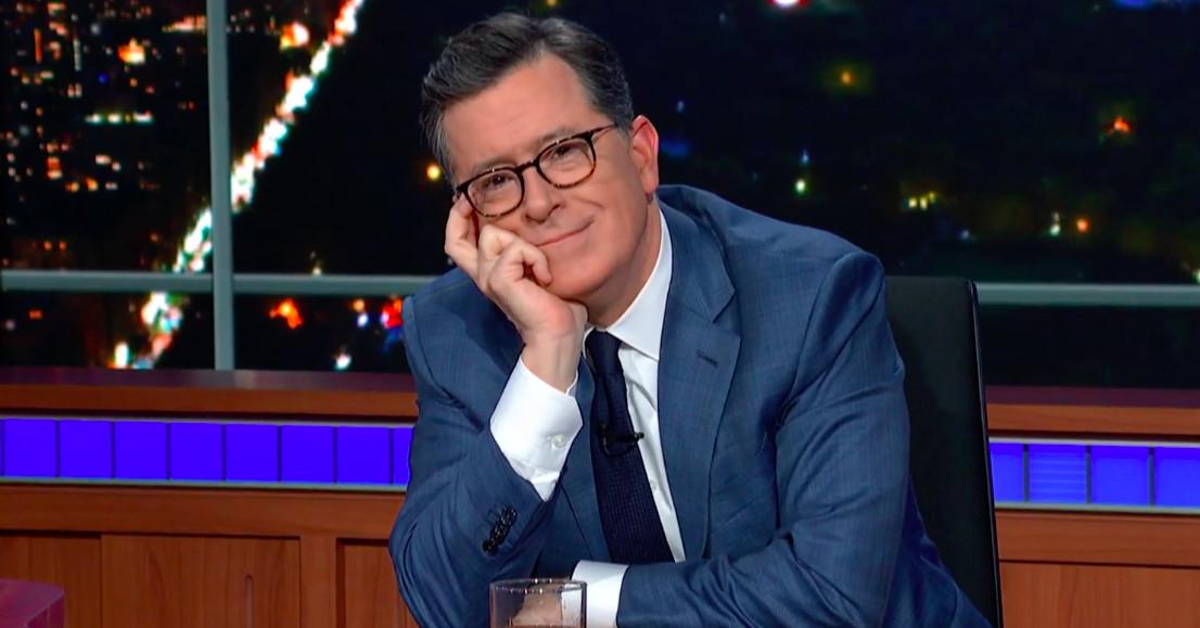 Stephen Colbert's surreal, audience-less monologue calmed coronavirus anxiety