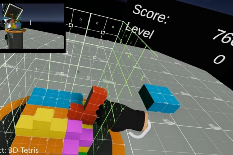 This Self-Taught VR Developer Re-Created Tetris in VR