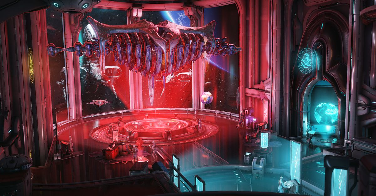 Warframe Operation Scarlet Spear launches, adds new Operation Link